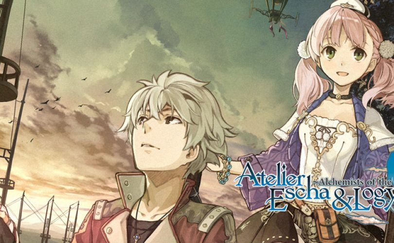 Atelier Escha & Logy: la serie animata in arrivo ad aprile