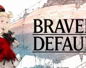 bravely default cover launch