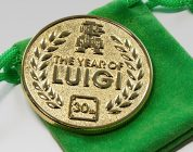 club nintendo moneta anno di luigi cover