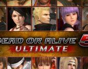 dead or alive 5 ultimate recensione cover