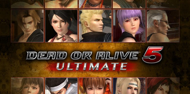 dead or alive 5 ultimate recensione cover