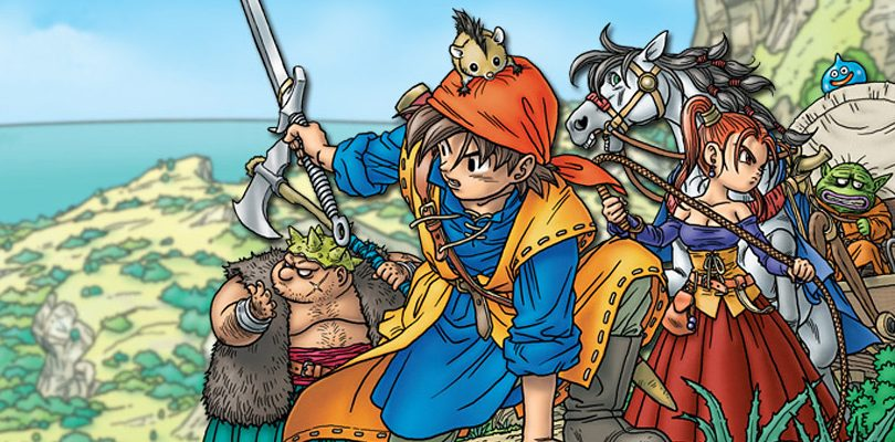 dragon quest 8 cover