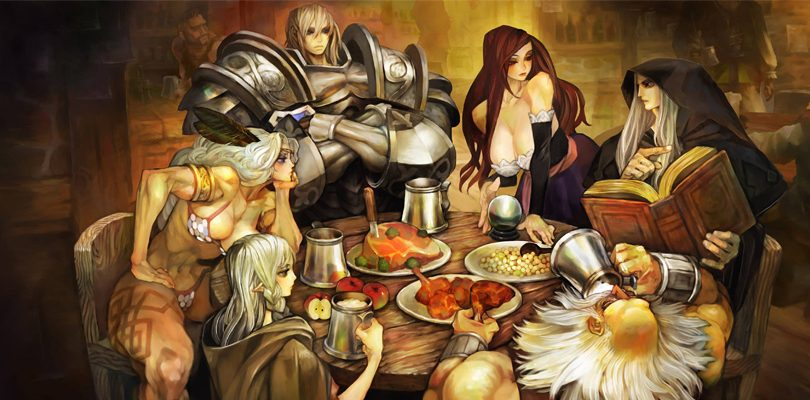 dragons crown recensione cover