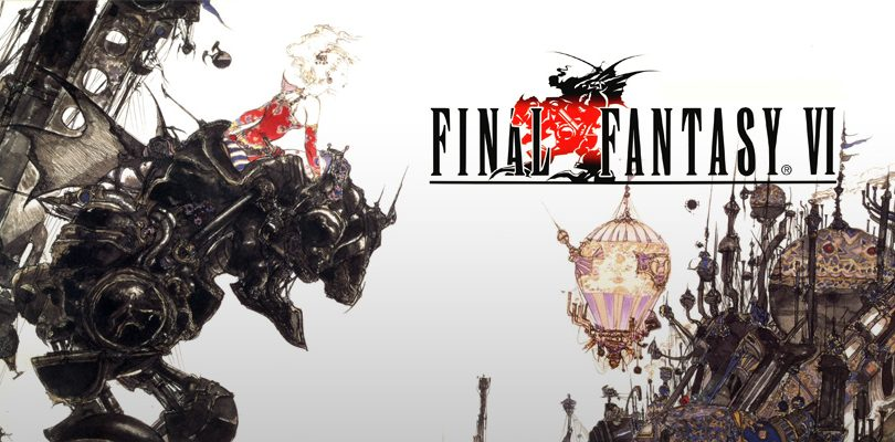final fantasy vi cover