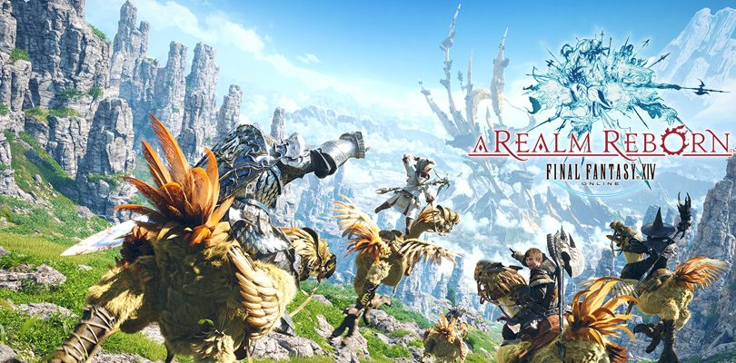 final fantasy xiv a realm reborn recensione cover