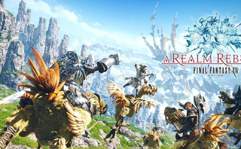 final fantasy xiv a realm reborn recensione cover