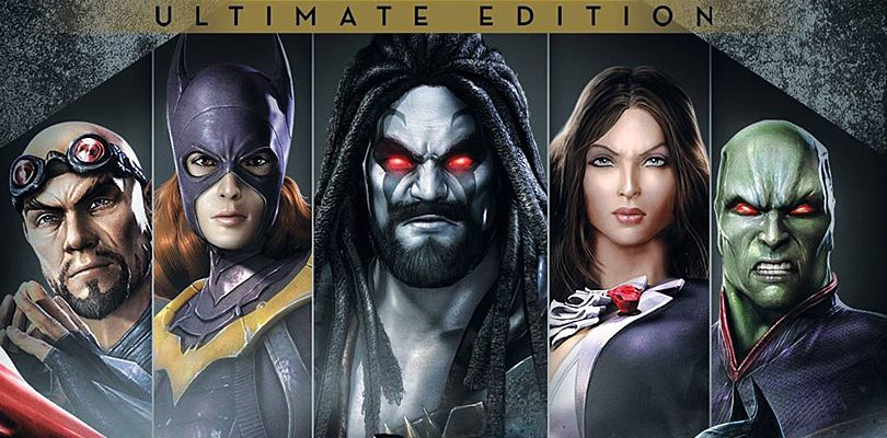injustice ultimate edition cover