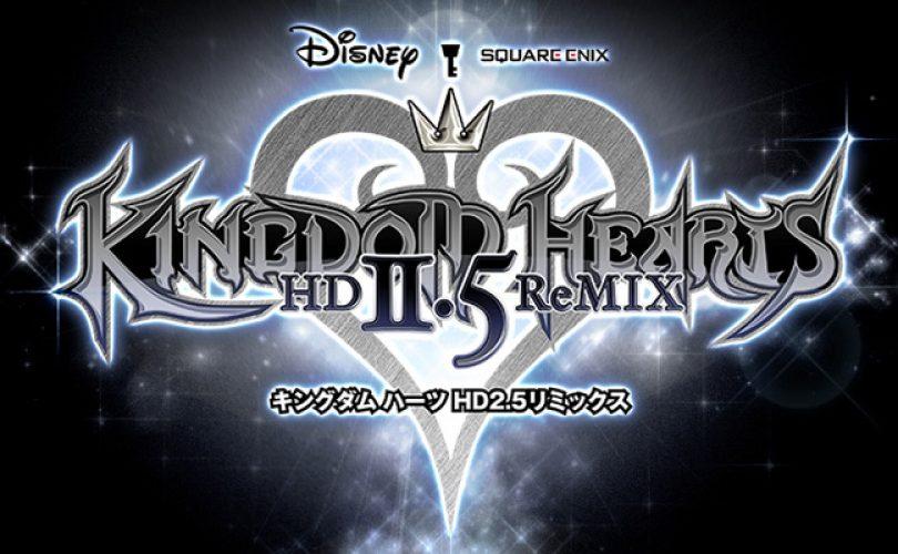 kingdom hearts hd 2punto5 remix