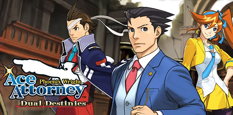 phoenix wright ace attorney dual destinies recensione cover
