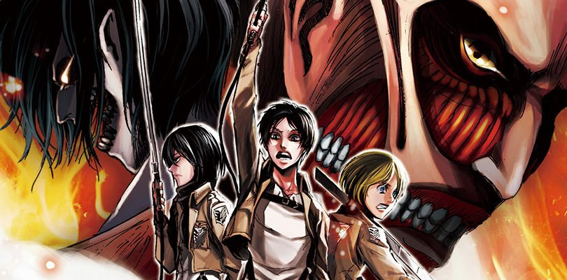 shingeki no kyojin the last wings of mankind cover