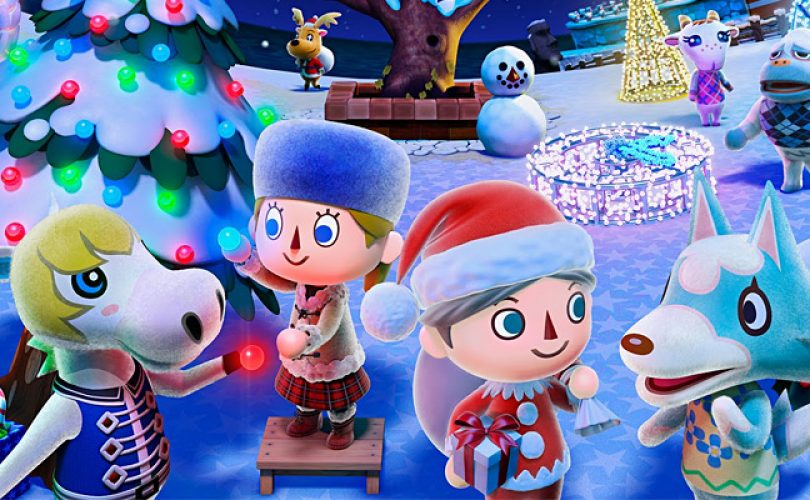 animal crossing new leaf natale cover