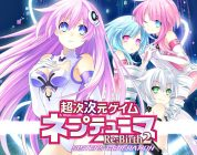 hyperdimension neptunia rebirth 2 cover