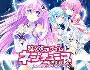 hyperdimension neptunia rebirth 2 cover