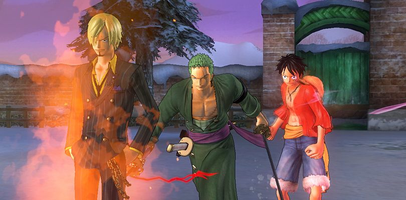 one piece pirate warriors 3 dlc cover