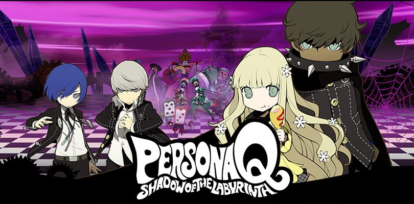 Primi dettagli di gioco per Persona Q: Shadow of the Labyrinth