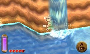 Il nuovo potere di Link sarebbe davvero utile per sbirciare nelle sorgenti termali...