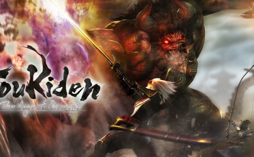 toukiden the age of demons cover