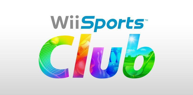 wii sports club cover