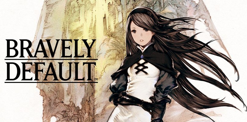 bravely default recensione cover