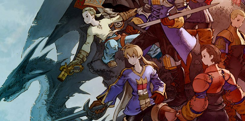 final fantasy tactics cover