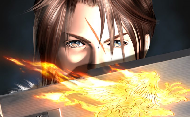 final fantasy viii remaster cover Inside FINAL FANTASY