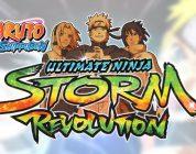 naruto shippuden ultimate ninja storm revolution cover