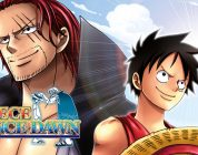 one piece romance dawn 3ds recensione cover