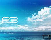 Persona 3 The Movie #2: – Midsummer Knight's Dream – dal 7 giugno nei cinema nipponici