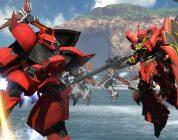 Shin Gundam Musou si tinge di rosso
