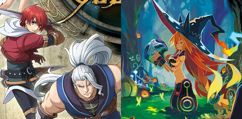 ys memories of celceta the witch and the hundred knight cover