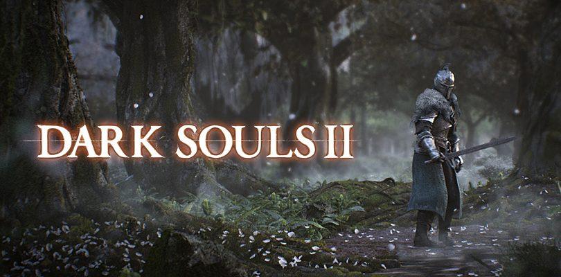 dark souls II anteprima cover