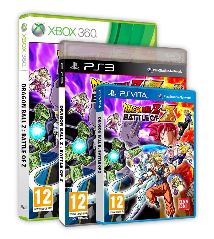 Dragon Ball Z Battle Of Z Recensione Playstation 3 Playstation