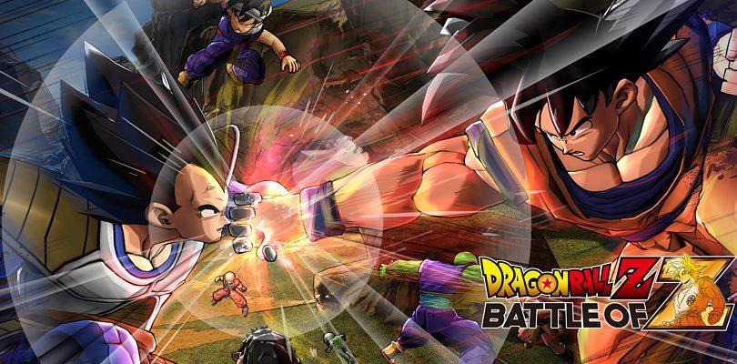 dragon ball z battle of z recensione cover