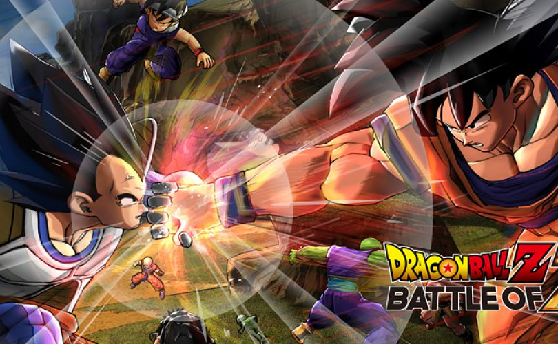 dragon ball z battle of z recensione cover