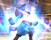lucario super smash bros wii u 3ds cover