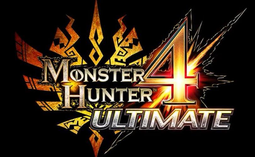 monster hunter 4 ultimate cover