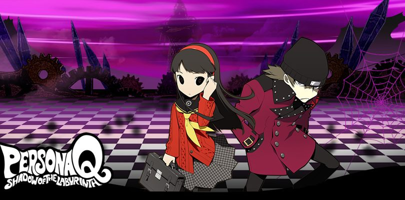 persona q shadow of the labyrinth shinjiro yukiko cover