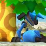 pokemon lucario super smash bros wii u 3ds 09