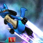 pokemon lucario super smash bros wii u 3ds 10