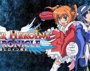 super heroine chronicle cover
