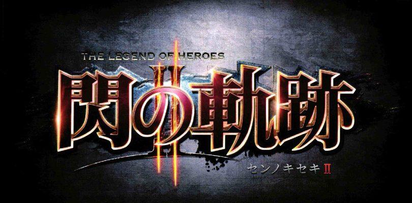 the legend of heroes sen no kiseki ii cover