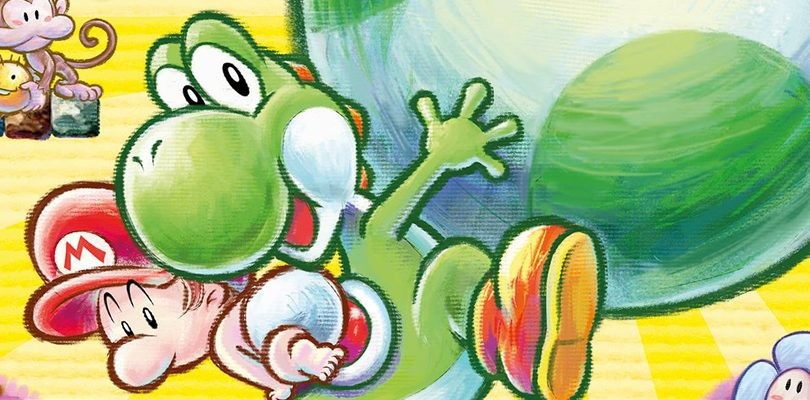 yoshis new island cover