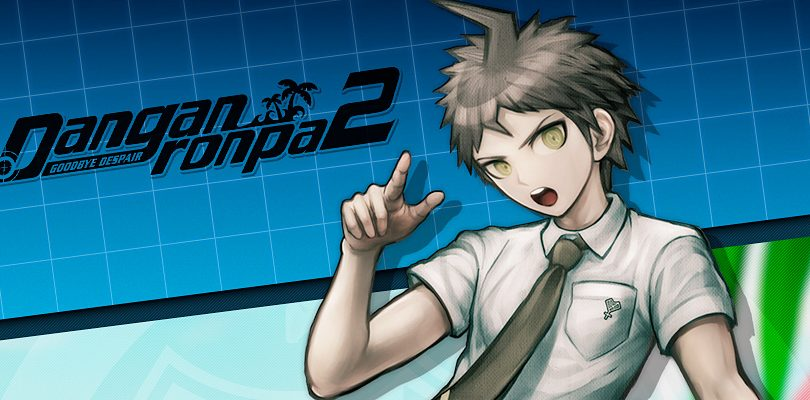 danganronpa 2 goodbye despair cover