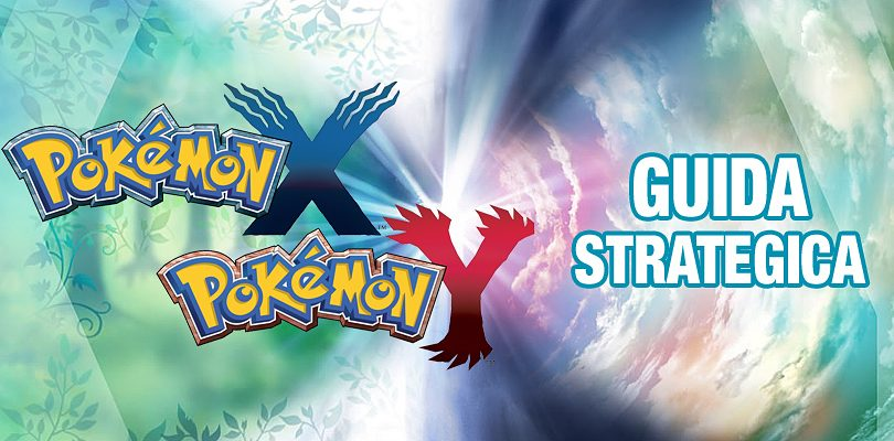 guida strategica pokemon xy cover