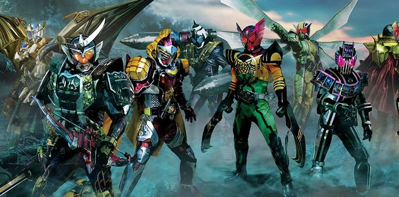 kamen rider battride war 2 cover