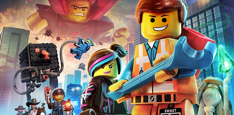 lego movie the videogame cover