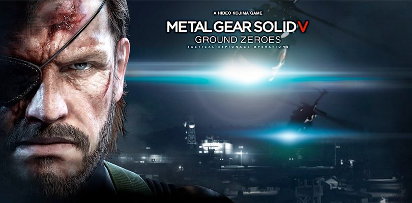 metal gear solid v ground zeroes cover