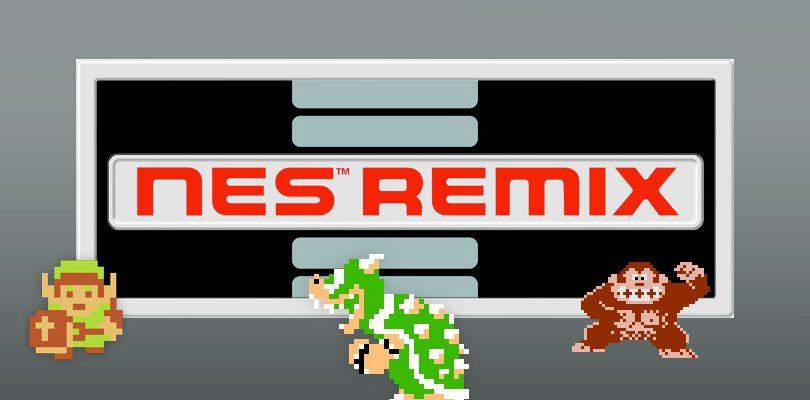 nes remix cover