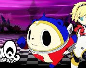 persona q shadow of the labyrinth aigis teddy cover