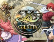 ys memories of celceta recensione cover